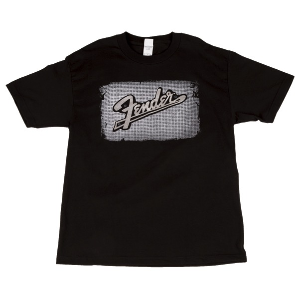 Fender Amp T-Shirt, Black, L - Bananas At Large®