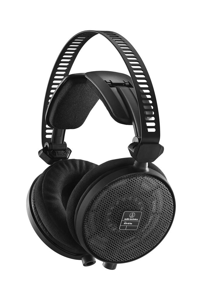 Audio Technica ATH-R70X Professional Open-Back Reference Headphones - Bananas At Large®