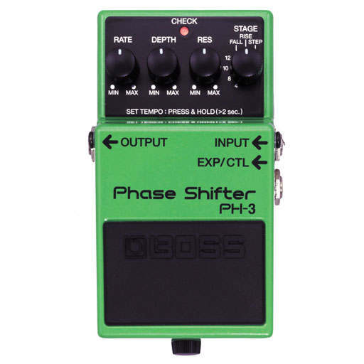 Boss PH-3 Phase Shifter Pedal - Bananas at Large