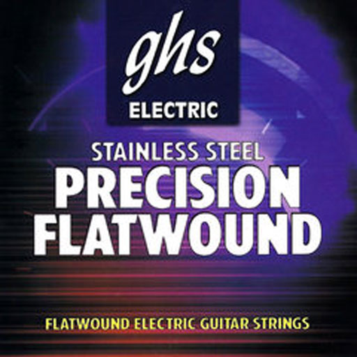 GHS 1000 Precision Flats Medium Electric Guitar Strings - Bananas At Large®