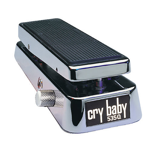 Dunlop 535Q Cry Baby Multi-Wah Pedal - Bananas At Large®