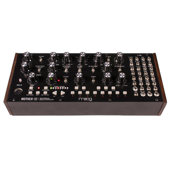 Moog Mother-32 Tabletop Semi-Modular Synthesizer - Bananas at Large