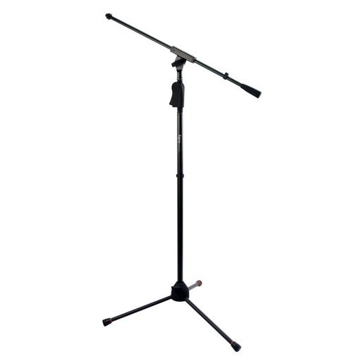Gator Frameworks GFW-MIC-2110 Deluxe Tripod Mic Stand with Single Section Boom - Bananas at Large