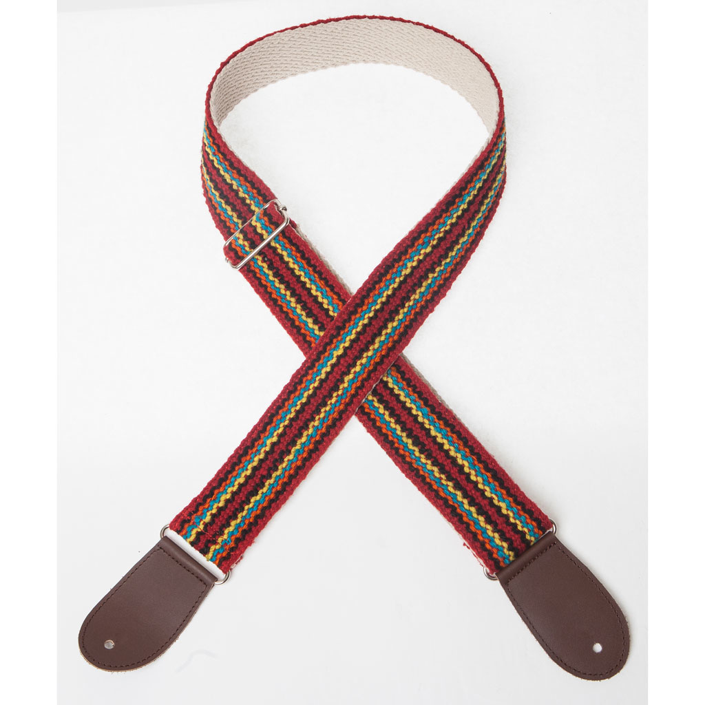 Henry Heller HPRU-05 2 in. Picador Series Guitar Strap - Bananas At Large®