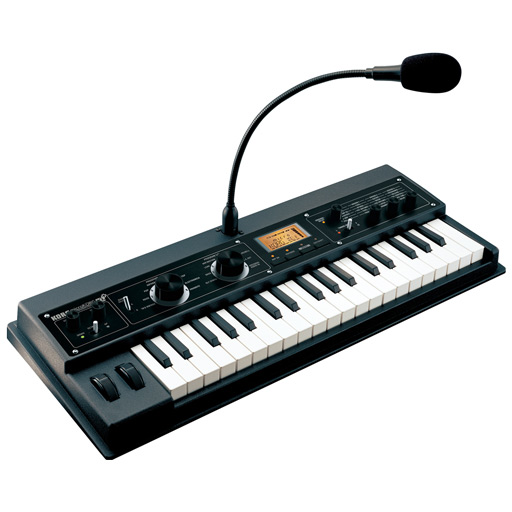 Korg microKorg XL Plus Analog Modeling Synthesizer with Vocoder - Black - Bananas At Large®