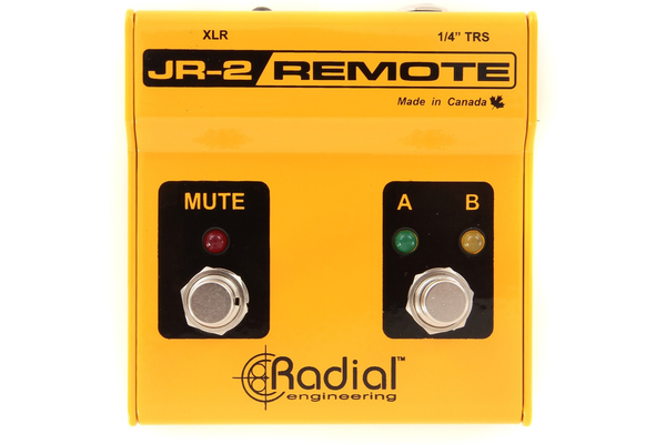 Radial JR2 Dual Remote