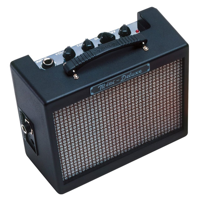 Fender MD20 Mini Deluxe Amp - Bananas at Large