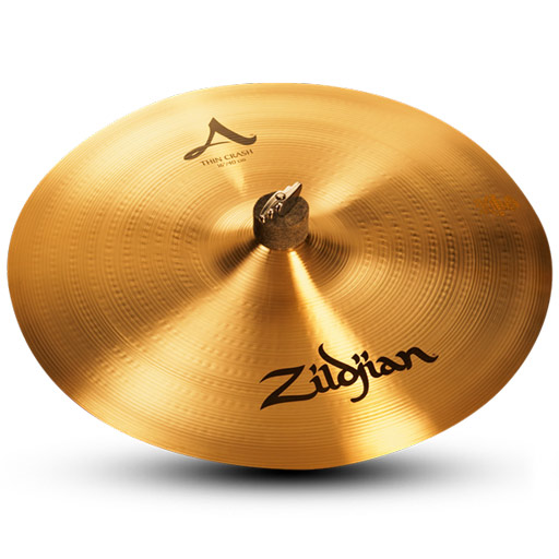 Zildjian A0223 A Series 16-Inch Thin Crash - Bananas at Large