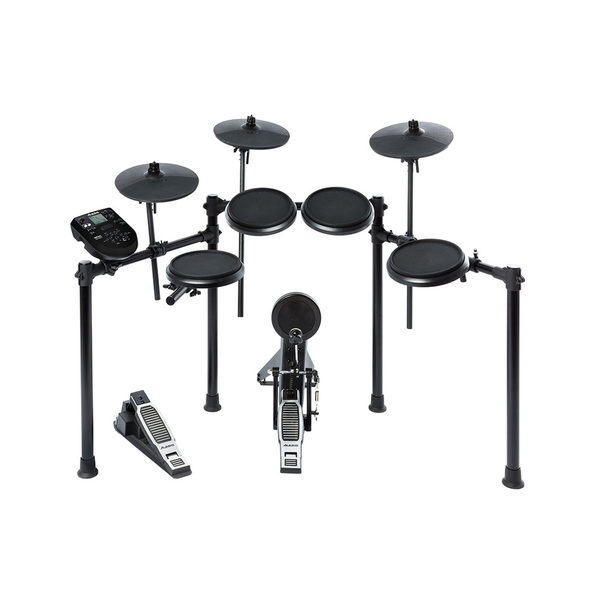Alesis Nitro Kit 8-Piece Electronic Drum Kit with Nitro Drum Module - Bananas at Large - 1
