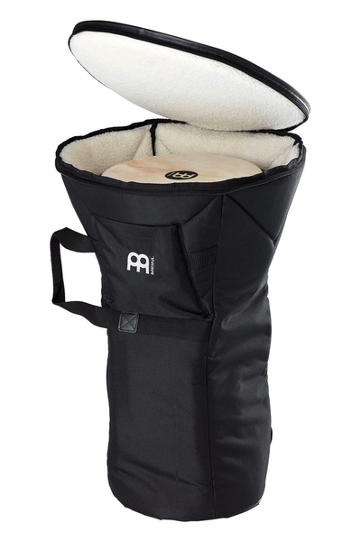 Meinl MDLXDJB-L Deluxe Large Djembe Bag Black - Bananas at Large