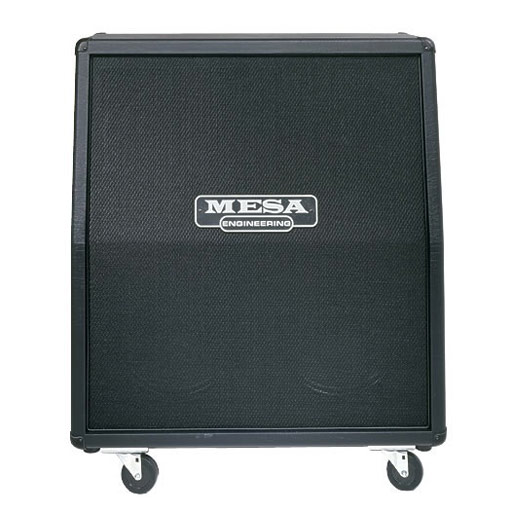 Mesa/Boogie 0.4FBB-R-SL, 4x12 Rectifier Standard Slant Cabinet - Bananas at Large