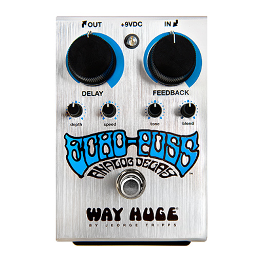 Way Huge WHE702S Echo-Puss Analog Delay Pedal - Bananas at Large