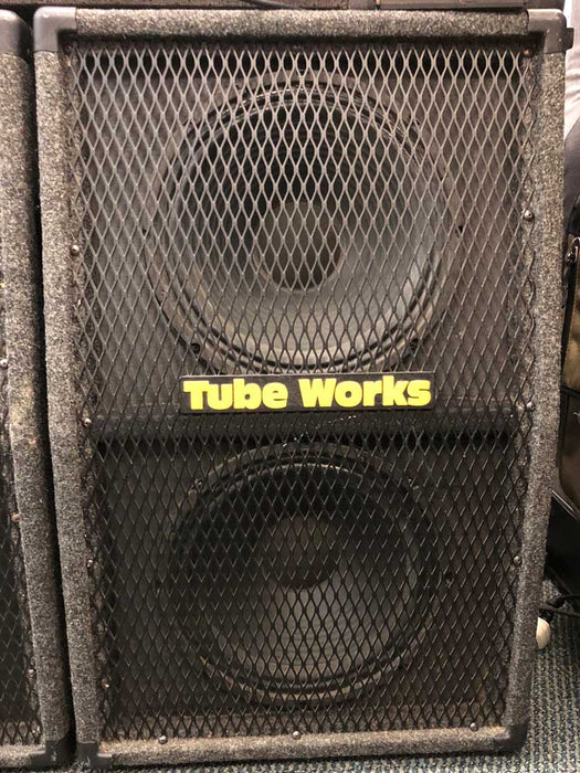 Tube Works 2x12 Cab (Pre-Owned)