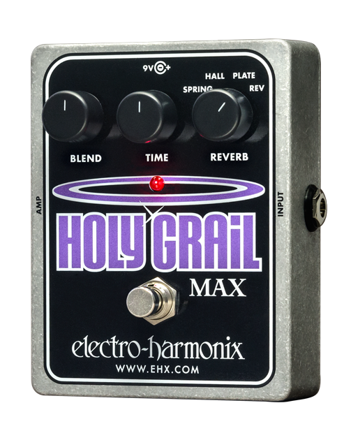 Electro-Harmonix Holy Grail Maz Reverb Pedal - Bananas At Large®