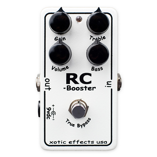 Xotic RC Booster Pedal - Bananas at Large