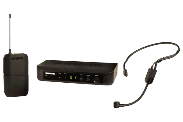 Shure BLX14/P31-J10 Headworn Wireless System