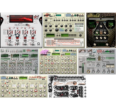 OHM Force All All Bundle [Download] - Bananas at Large