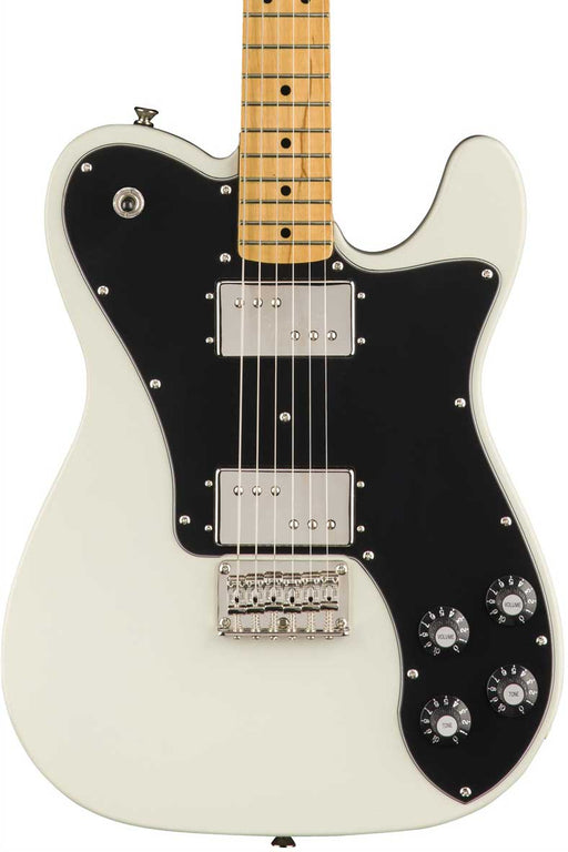 Squier Classic Vibe 70s Telecaster Deluxe - Olympic White