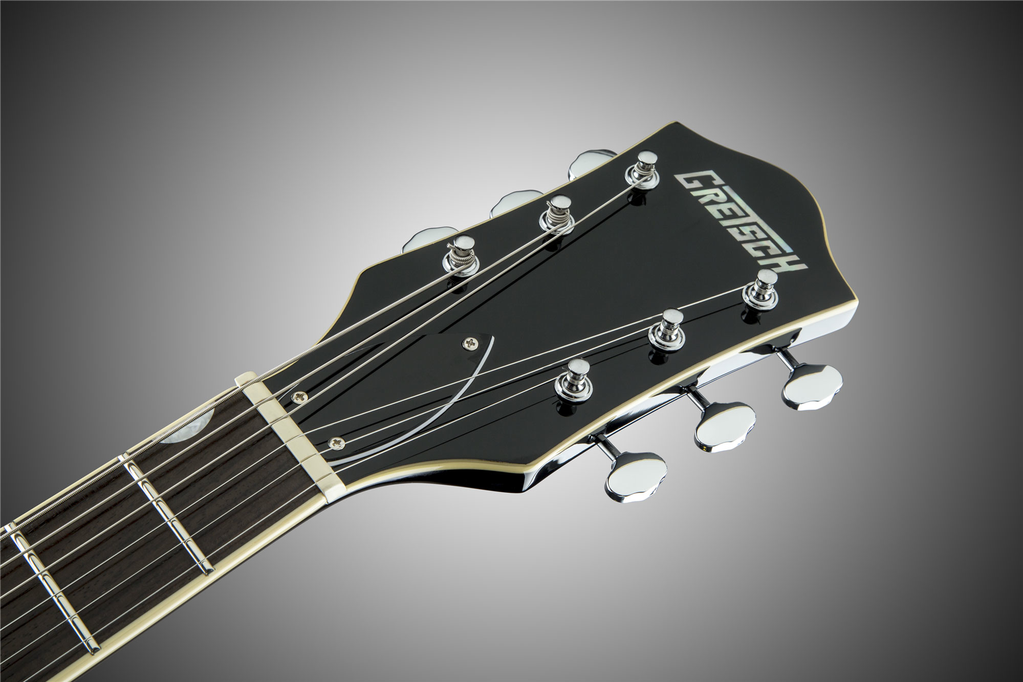 Gretsch G5422T Electromatic Hollow Body Double-Cut with Bigsby - Black - Bananas At Large®