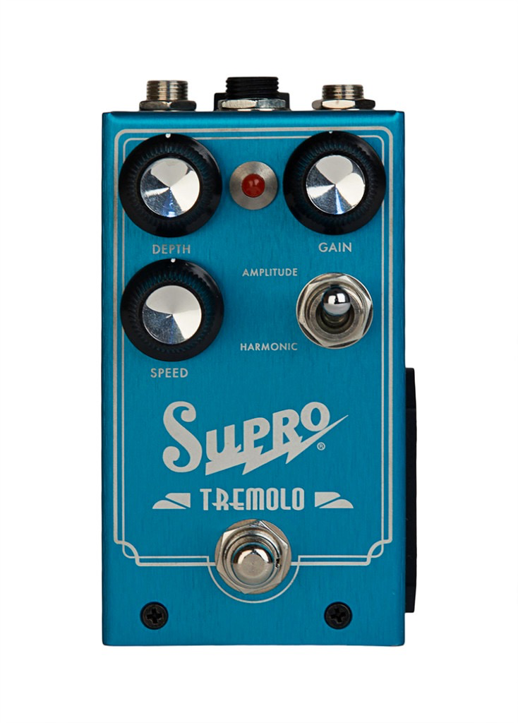 Supro 1310 Tremolo Pedal - Bananas at Large - 1