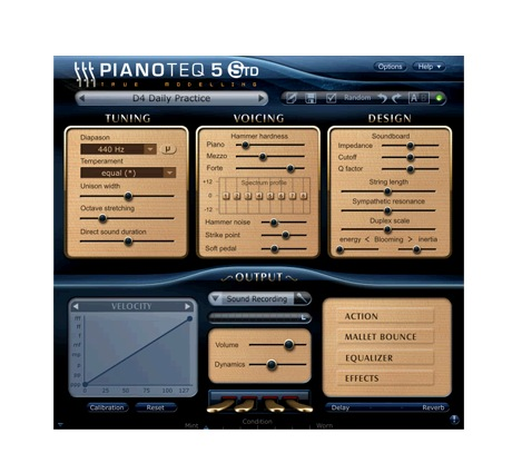 PIANOTEQ Pianoteq 5 Standard [Download] - Bananas at Large - 1