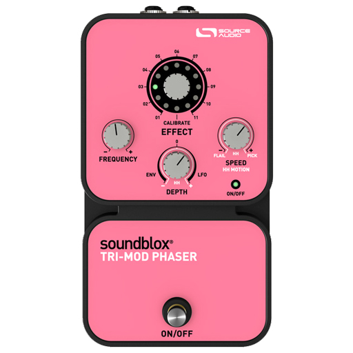 Source Audio Soundblox SXSA122 Tri-Mod Phaser Pedal - Bananas at Large