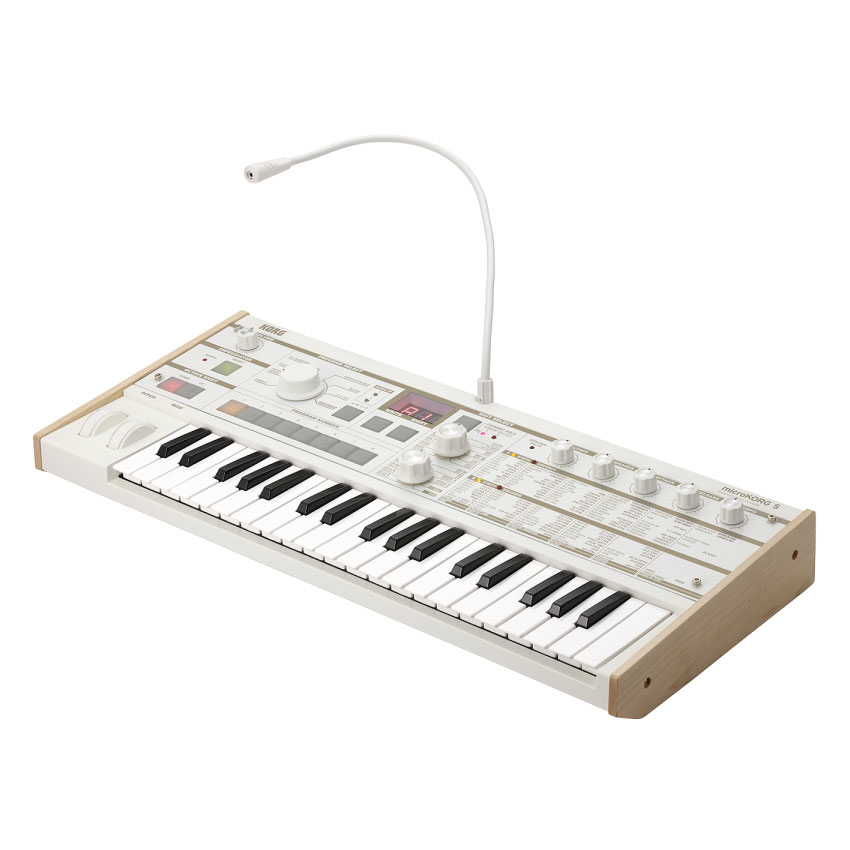 Korg MicroKorg-S Synth/Vocoder with Built-In Speakers - Bananas At Large®