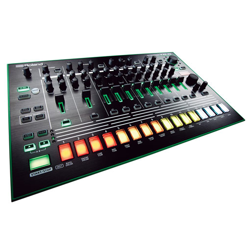 Roland Aira TR-8 Rhythm Performer - Bananas at Large
