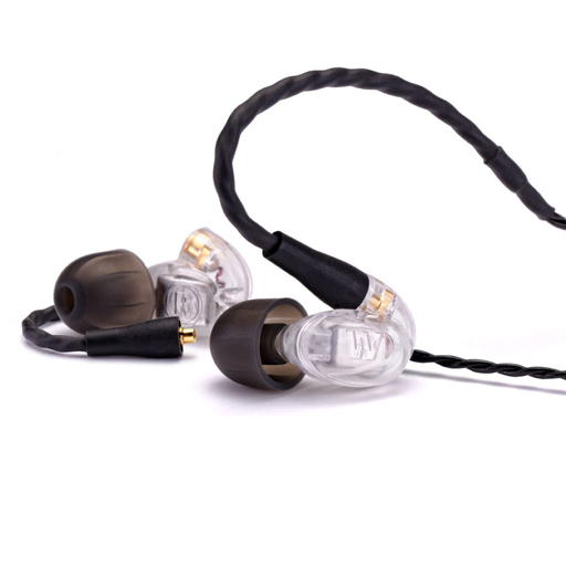 Westone UM Pro 10 Clear (Universal Monitor Earphones) - Bananas at Large