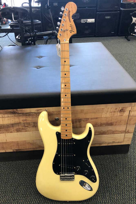1978 Fender Hardtail Stratocaster - Olympic White (Pre-Owned)