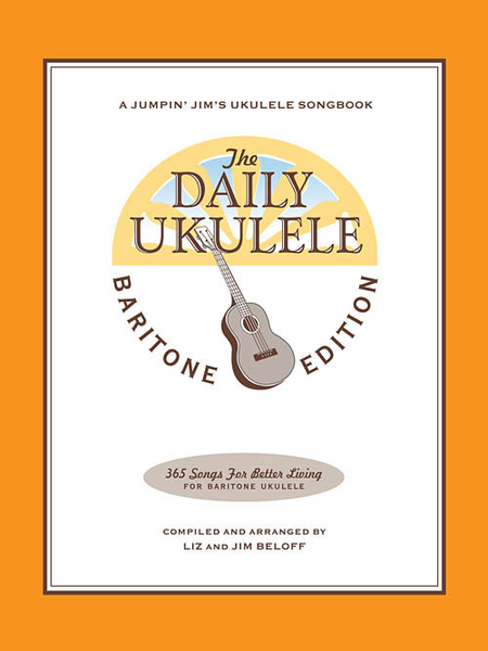 Hal Leonard The Daily Ukulele: Baritone Edition