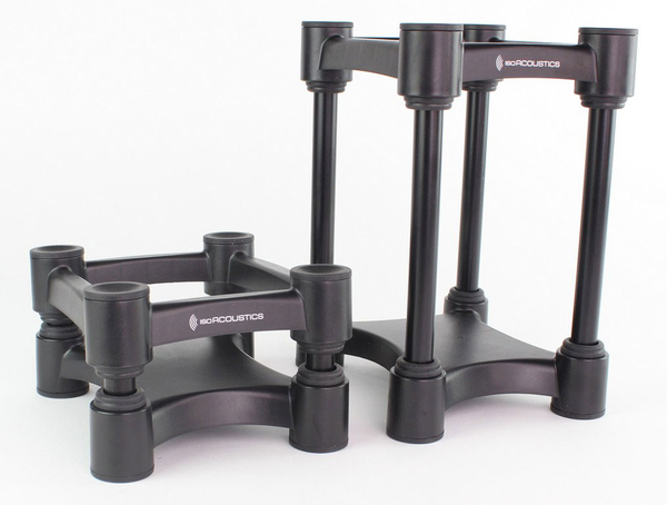 IsoAcoustics ISO-L8R130 Isolation Stands Pair