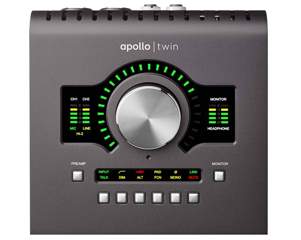 Universal Audio Apollo Twin MkII with DUO Processing - Bananas at Large - 1