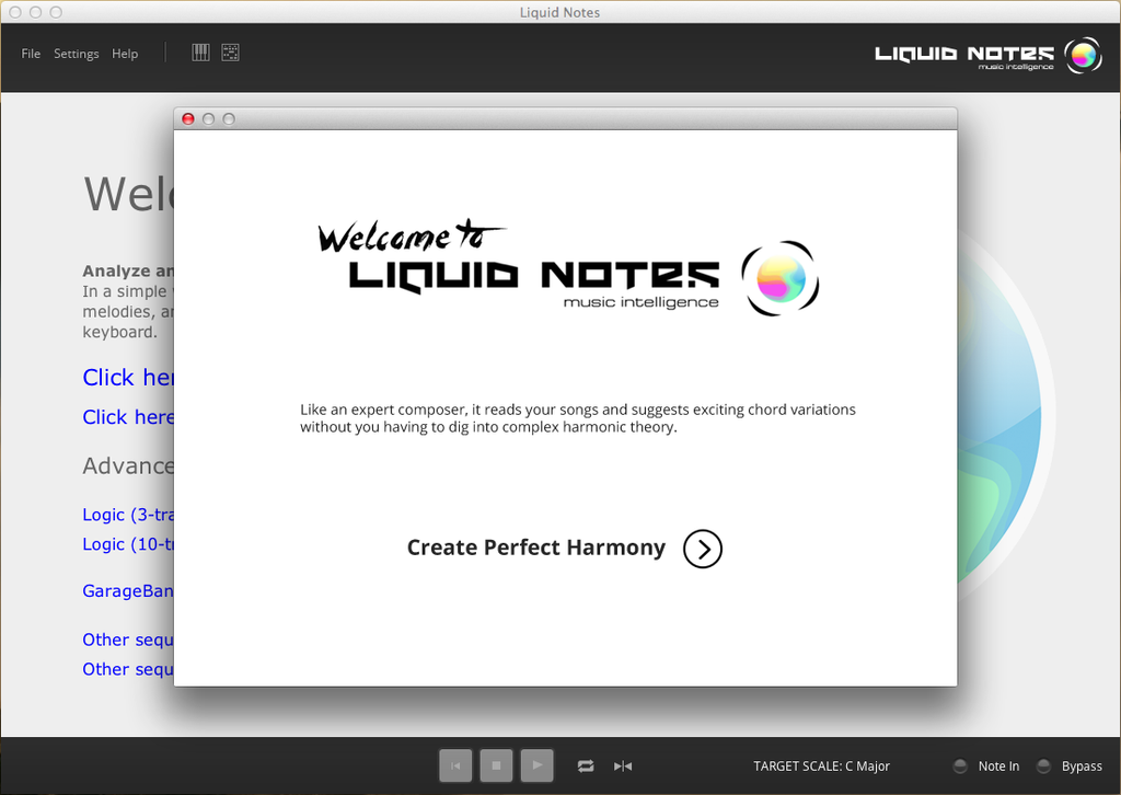 RE-COMPOSE Liquid Notes [Download] - Bananas at Large - 2