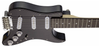 Traveler Travelcaster Deluxe Electric Guitar - Black