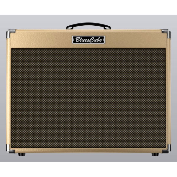Roland BC-ARTIST Blues Cube Artist 1x12 80-Watt Combo Amp - Bananas at Large - 1