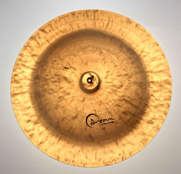 Dream Cymbals CH24 China Series 24 in. Cymbals - Bananas At Large®