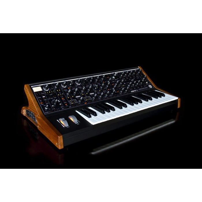 Moog SUB 37 Bob Moog Tribute Edition Synthesizer - Bananas at Large - 2