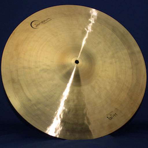 Dream Cymbals VBCRRI18 Vintage Bliss Series Crash/Ride, 18 - Bananas At Large®