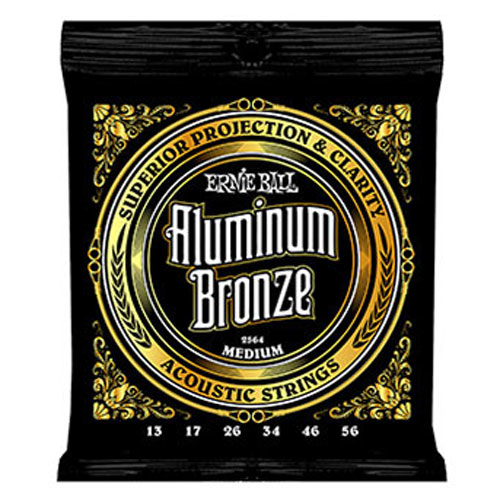Ernie Ball 2564 Aluminum Bronze Medium - Bananas At Large®