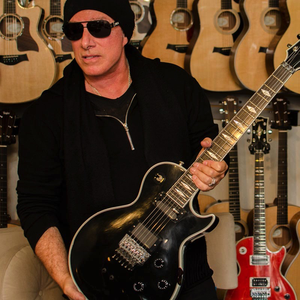 Neal Schon Gibson Les Paul Prototype #7 Black with EMG Pickups (Pre-Owned) - Bananas at Large - 1