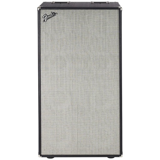 Fender Bassman 810 Neo, Black, 8x10, 2000-Watts (Clearance All Sales Final) - Bananas At Large®