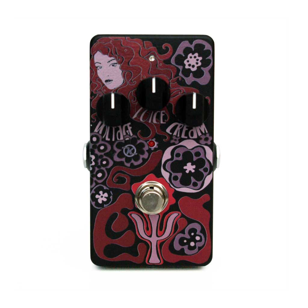 Keeley Psi Fuzz Guitar Pedal - Bananas At Large®