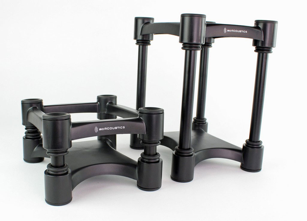 ISO Acoustics L8R155 Medium Isolation Stands - Pair