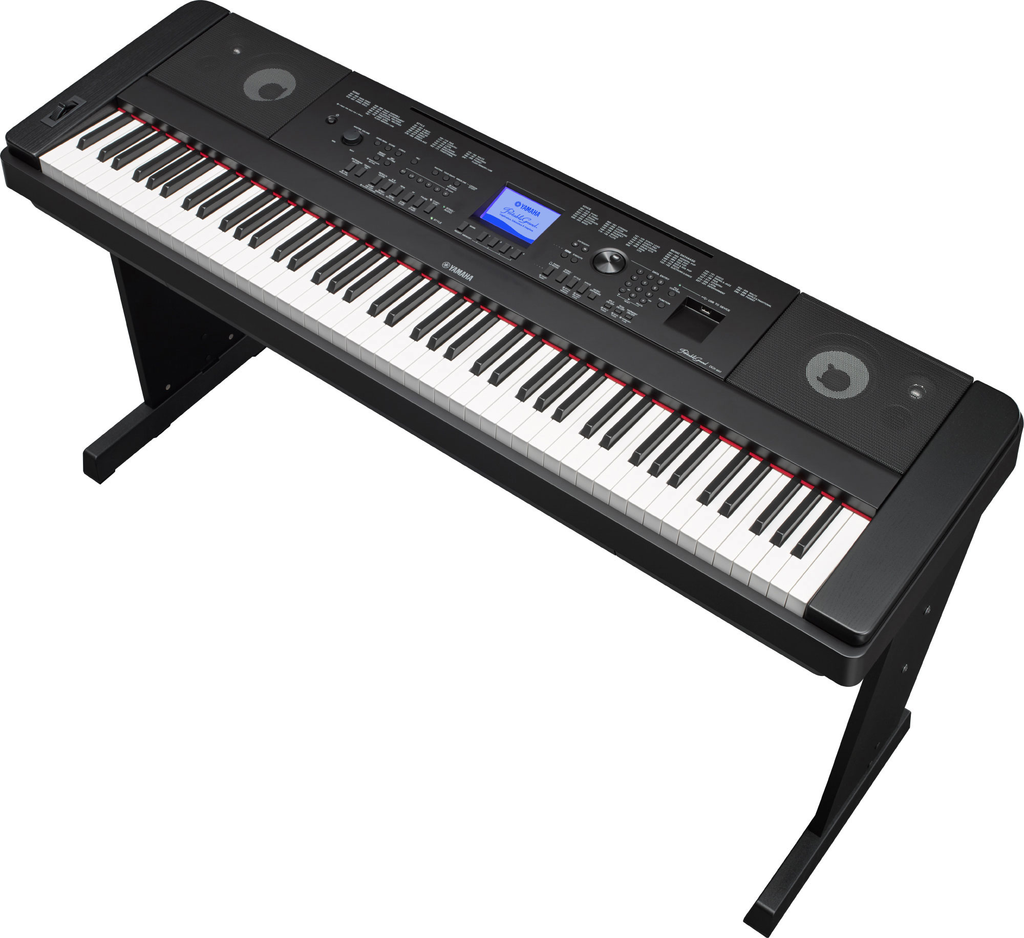 Yamaha DGX-660 88 Key Digital Piano - Black - Bananas at Large - 2