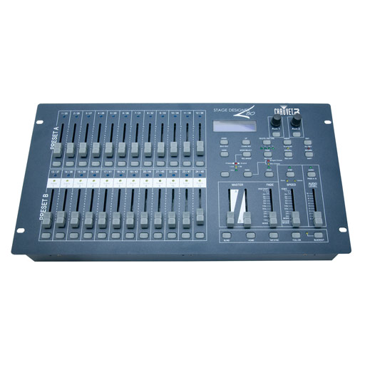 Chauvet Stage Designer 50 Lighting Controller - Bananas at Large