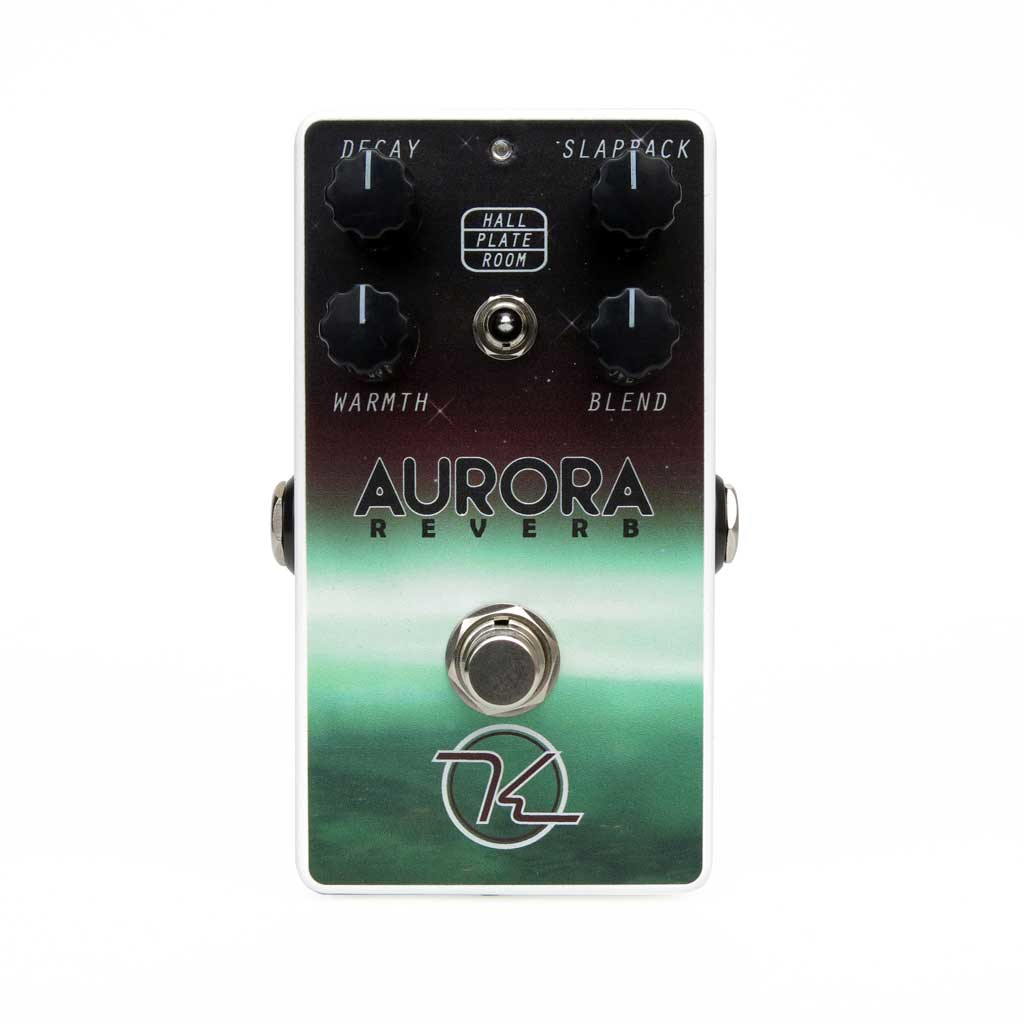 Keeley KAurora Aurora Digital Reverb Guitar Pedal - Bananas At Large®