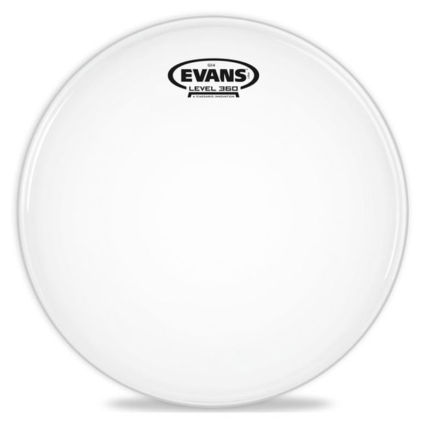 Evans B18G14 18 in. G14 Coated Tom Drum Head - Bananas at Large - 1