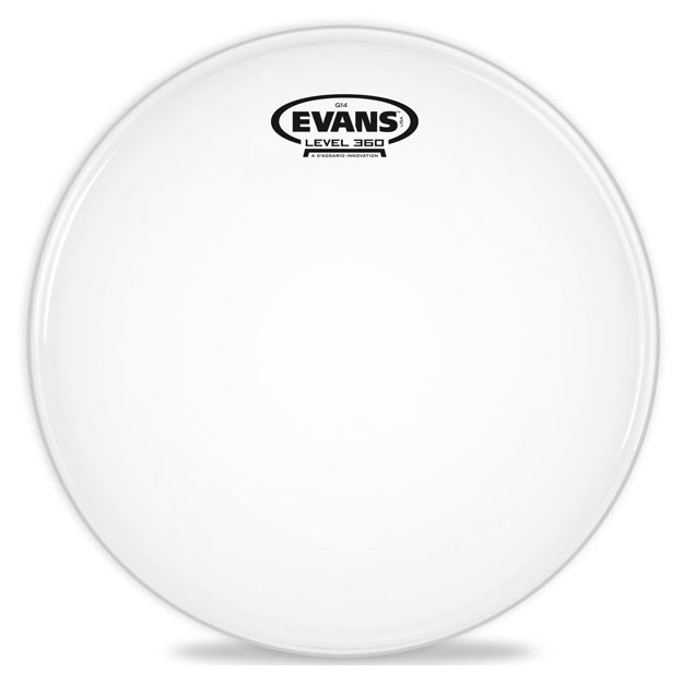 Evans B18G14 18 in. G14 Coated Tom Drum Head - Bananas At Large®