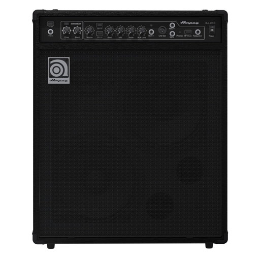 Ampeg BA210v2 2x10 450 Watt Bass Combo Amp - Bananas at Large